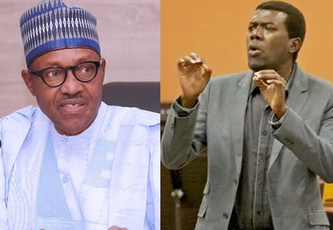 COAS: Will Buhari Die If He Doesn't Appoint A Northern Muslim?- Reno Omokri