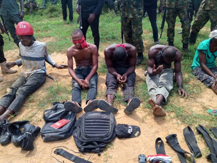 Biafra: Troops Kill Seven IPOB, ESN Fighters In Rivers, Capture Others
