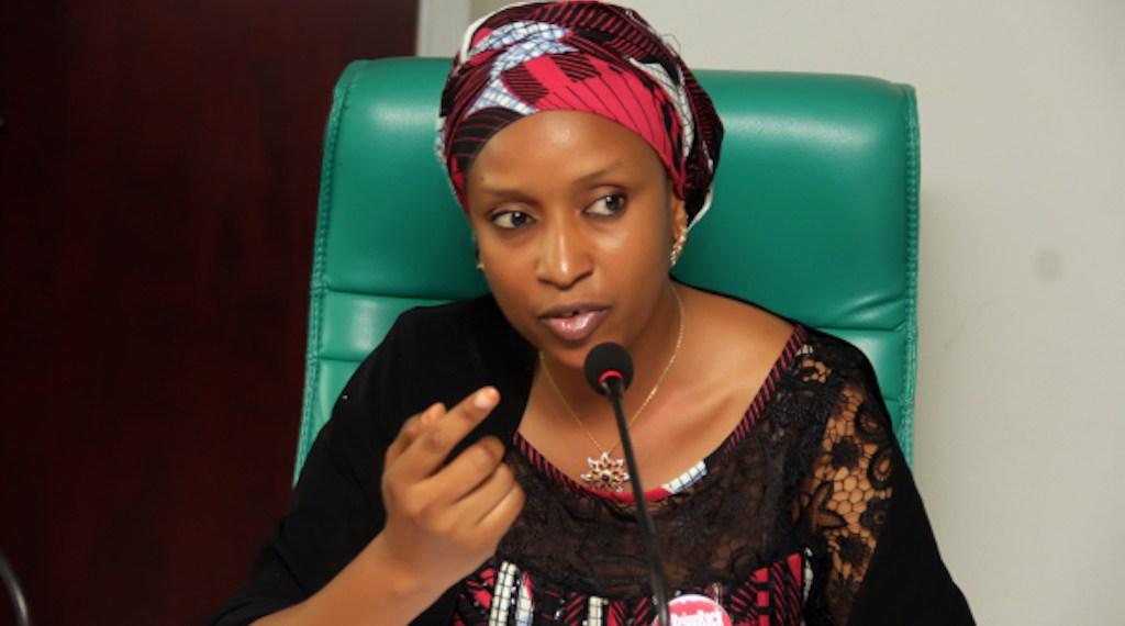 Buhari Suspends Hadiza Bala Usman As Nigerian Ports Authority Managing Director