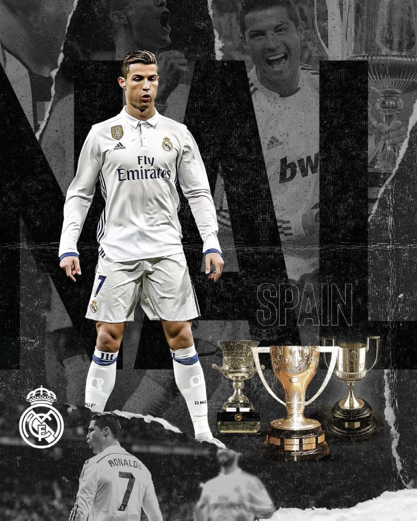 Cristiano Ronaldo Reminds People Of Why He Is The 'GOAT', Reveals The Tops, Downs, Trophies, Goals, Awards Of His Career