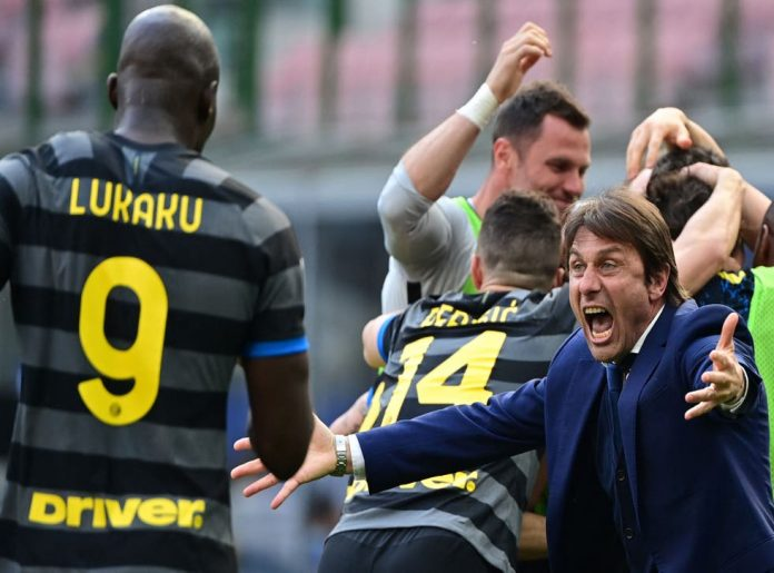 Inter Milan Ends Juventus Reign To Win 1st Serie A Title In 11 Years