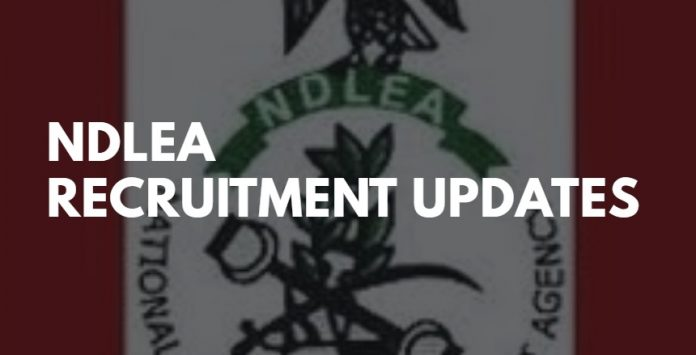 NDLEA Recruitment: List Of Candidates For Final Screening Released (CHECK HERE)