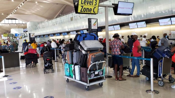 BREAKING: FG Bans Passengers From India, Brazil And Turkey