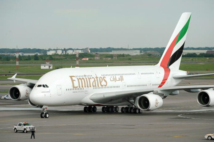 Emirates Airlines Suspends Flights To/Fro Nigeria, See Why
