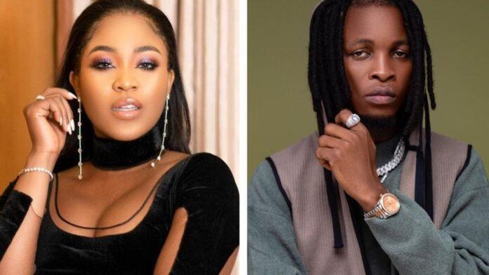 BBNaija Reunion: Nigerians React As Erica Nlewedim Withdraws Her Apology To Laycon
