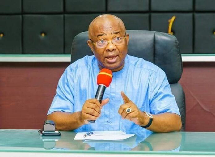 BREAKING: Imo Governor Hope Uzodinma, Sacks All SAs, SSAs, To Appoint New Ones