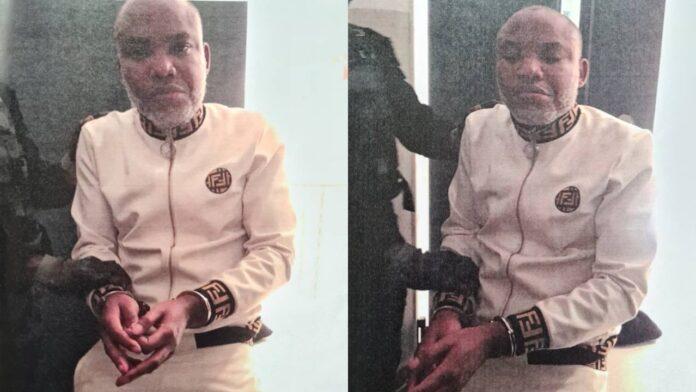 BREAKING: FG Arrests IPOB Leader, Nnamdi Kanu
