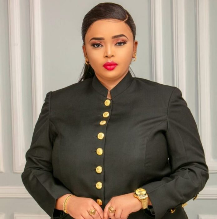Popular Reverend, Lucy Natasha Opens Up On Arranging Threesome For Nigerian Pastor