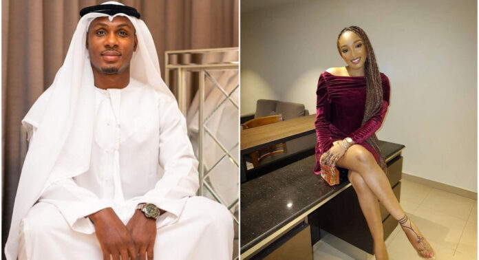 """""""He Who Lives By The Sword Dies By The Sword, You Cannot Bring A Good Woman Down"""" - Ighalo Wife, Sonia Fires Back"""
