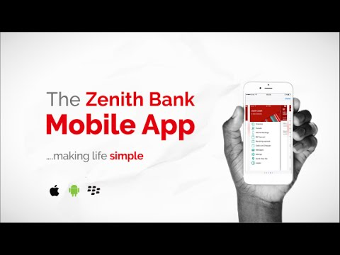 Step By Step On How To Activate Zenith Bank Mobile App On Your Phone