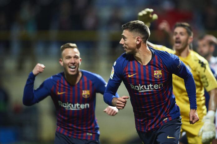Barcelona Defender On Arsenal Radar