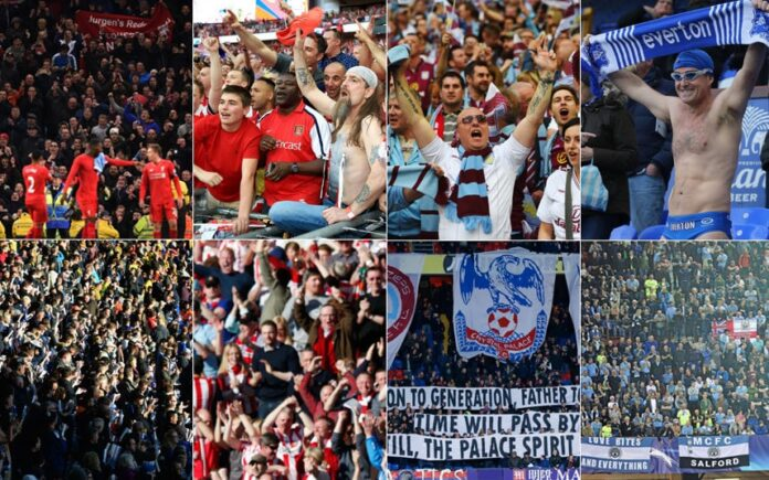 Premier League: UK Govt Reveals Conditions For Fans To Enter Stadiums To Watch Matches