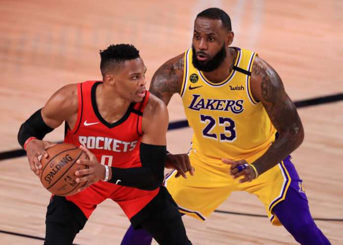 Russell Westbrook Set To Join LeBron James At LA Lakers In Blockbuster Deal