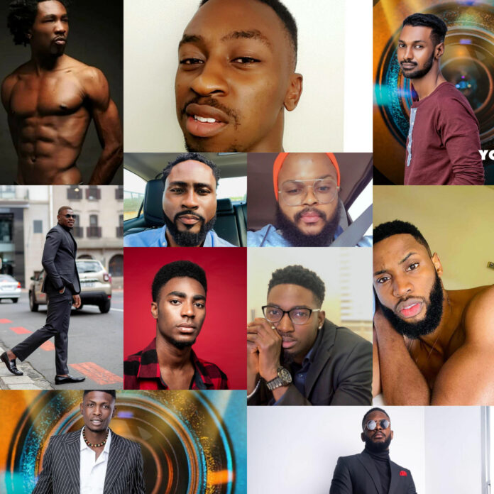 BBNaija: Male Housemates Reveals What They'll Do To The Girls Tonight