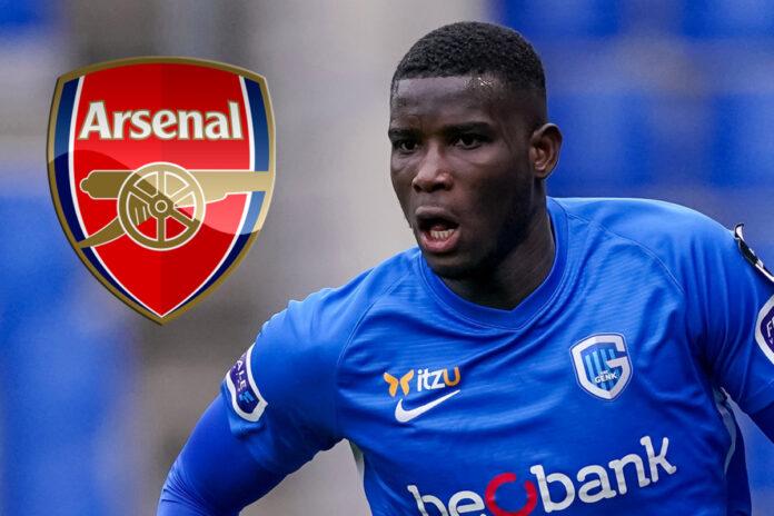 EPL: Arsenal Set To Sign Super Eagles Striker, Paul Onuachu