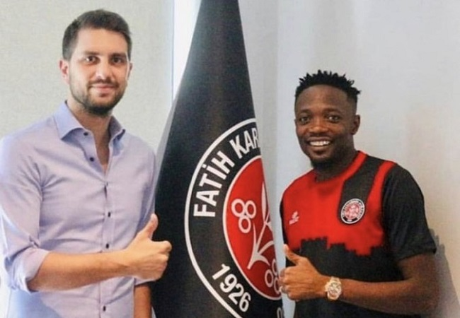 Why I Left Kano Pillars To Join Turkish Club - Ahmed Musa Reveals