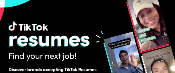 TikTok Launches New Feature For Job Seekers (See How To Find Job On The App)
