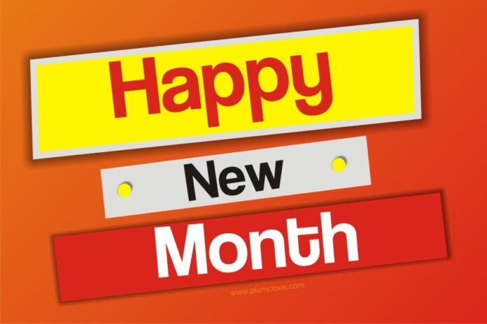 45 Happy New Month Messages And New Month Prayers For July 2021