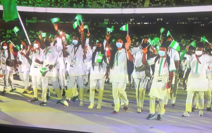 10 Nigerian Athletes Banned From Tokyo Olympics