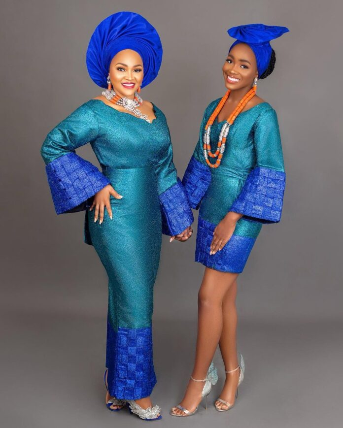 Actress Mercy Aigbe Celebrates Daughter, Michelle On Her 20th Birthday