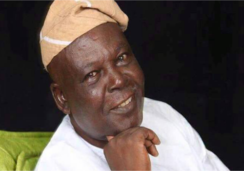 Lagos PDP Chairman, Adegbola Dominic Is Dead