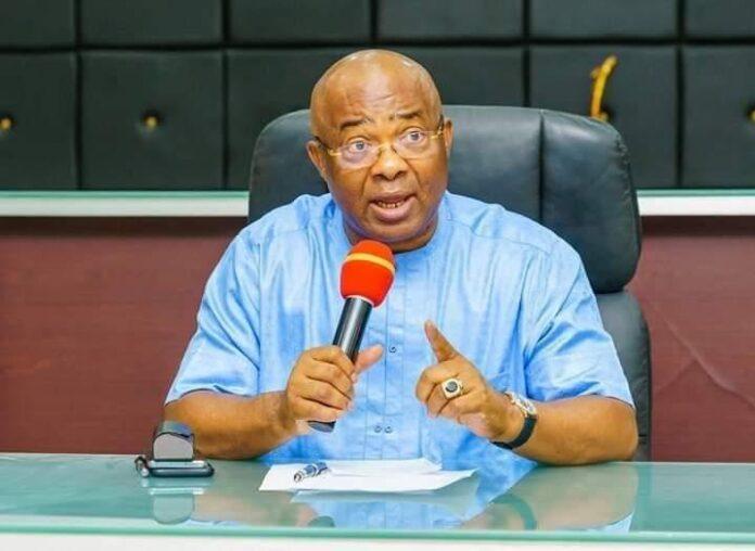 Ohanaeze Ndigbo Ban Imo State Gov. Hope Uzodinma, See Reason