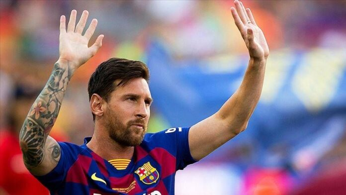 Messi Receives Three-Year Contract From New Club
