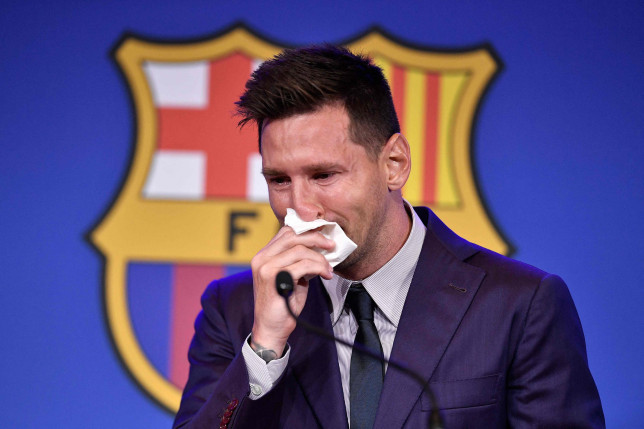 Barcelona Lawyers Move To Block Lionel Messi Transfer To PSG