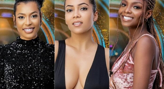 Maria, Nina And Peace Gossips About Angel, Says Michael Sees Her Like A 'Prostitute' (VIDEO)