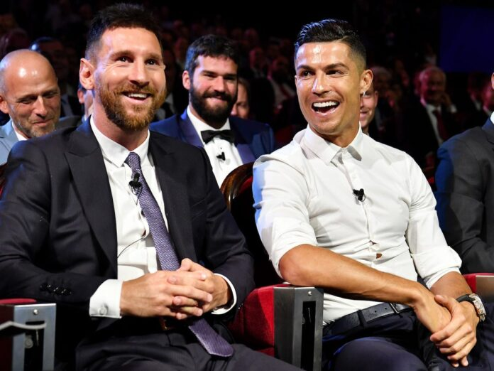 Cristiano Ronaldo To Team Up With Lionel Messi In PSG's Attack