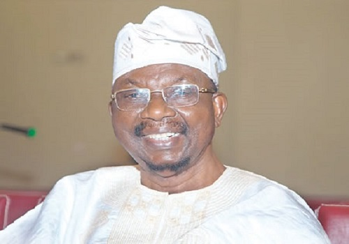 BREAKING: Ex-NADECO Chief Senator Biyi Durojaiye Is Dead