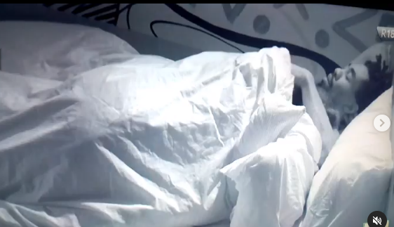 Nigerians React To Clip Of Boma And Tega Movements Under The Duvet At Night (VIDEO)