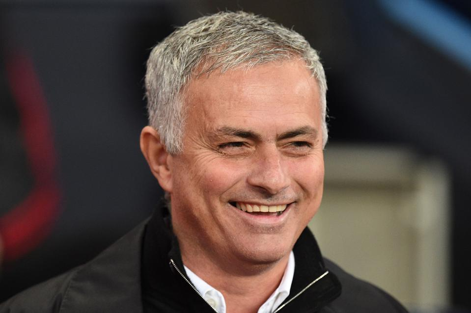 Jose Mourinho Reveals His Lucky Charms For Winning Titles