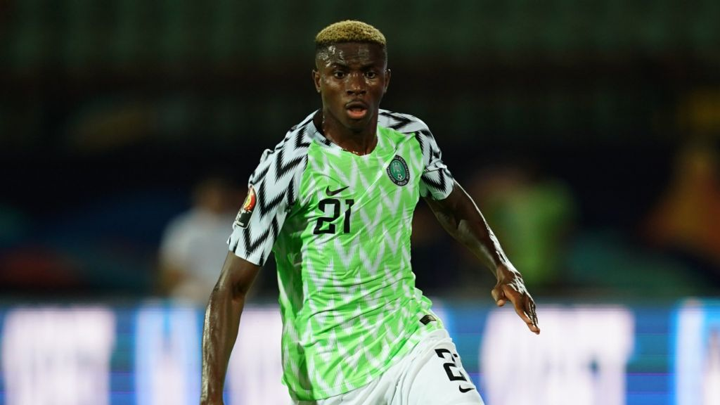 Super Eagles Star, Osimhen Ranks World's 18th Most Expensive Player