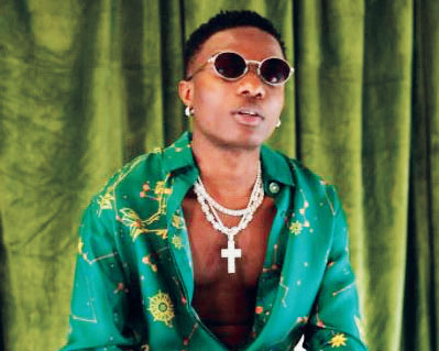 Nigerians Go 'Gaga' As Wizkid Sells Out O2 Arena, UK In 2 Minutes