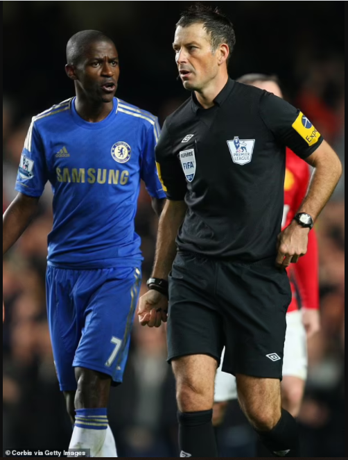 'How Mikel Obi, Chelsea Racial Abuse Accusation Almost Ruined My Llife' - Mark Clattenburg