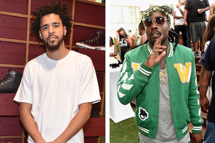 Wale Teases J. Cole Collaboration Following Self-Proclaimed G.O.A.T. Title