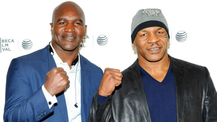 Mike Tyson Accused Of Being
