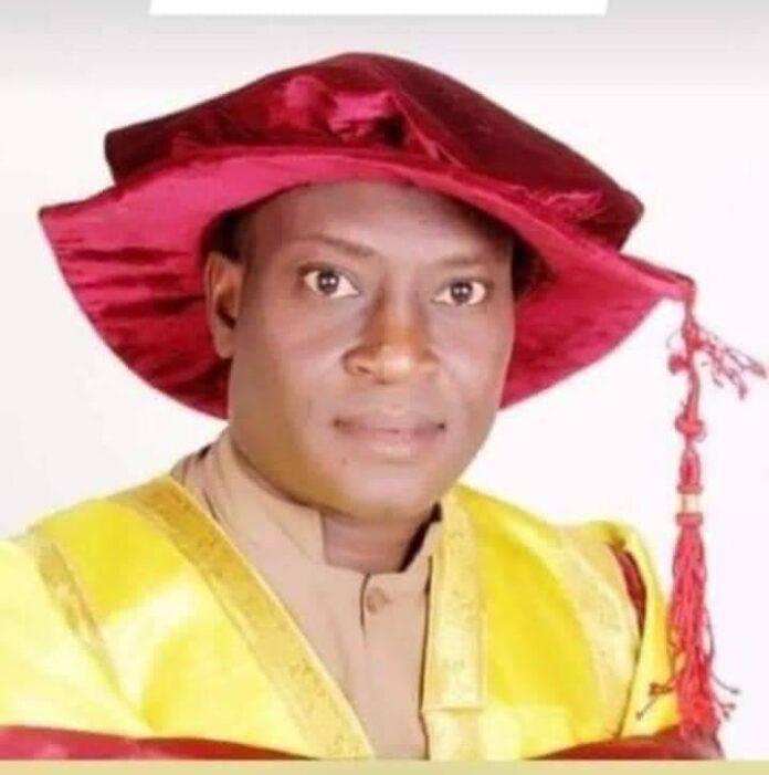 Expose Me, Miss Your Graduation – Yar'Adua University VC, Prof. Sanusi Mamman, Threatens Lover