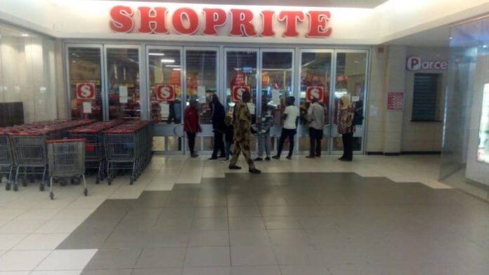 Govt Seals Off Shoprite, Another Popular Market (See why)