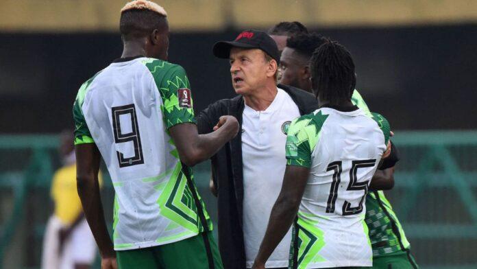 #WorldCupqualifiers: Super Eagles beat Cape Verde 2-1