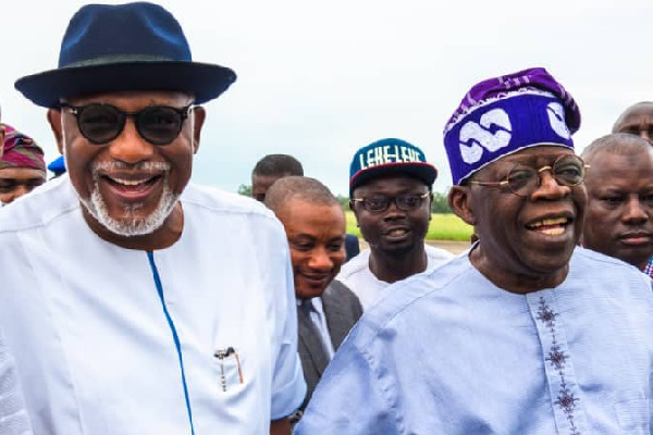 We're Waiting For Tinubu's Return To Make 'Important' Decisions On 2023 Election – Akeredolu