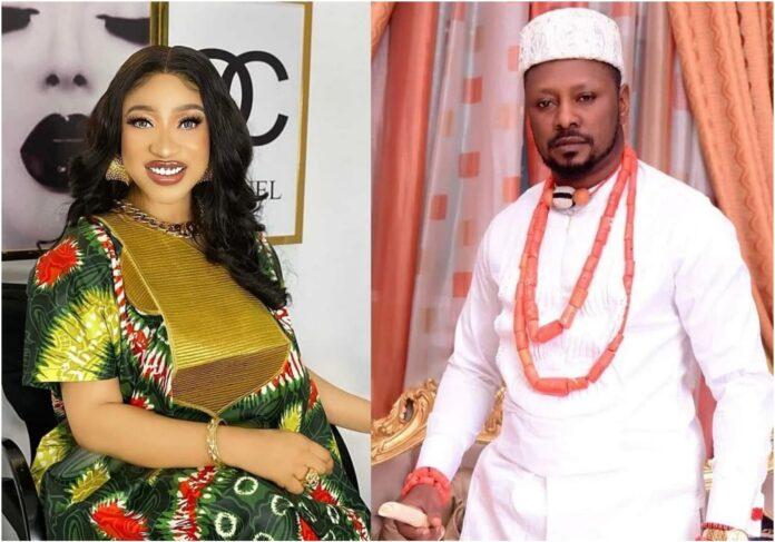 Tonto Dikeh Cheated With Lagos Boys – Ex-Lover, Kpokpogri Reveals