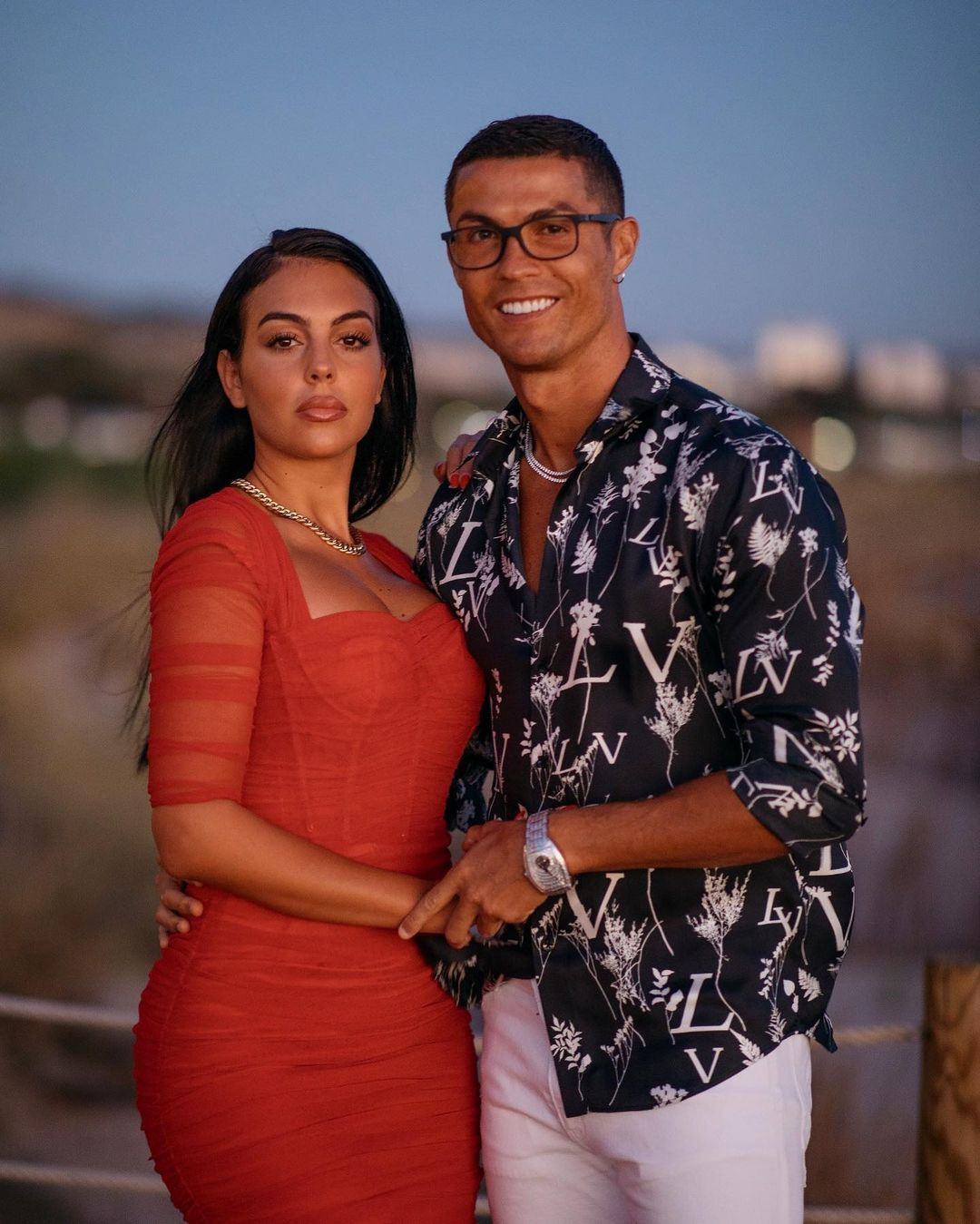 Netflix: Ronaldo's Girlfriend Georgina To Appear In Documentary About Their Relationship