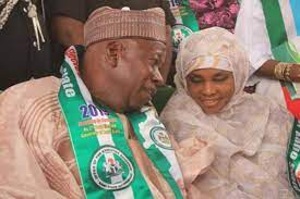 EFCC Arrests Governor Ganduje's Wife, See Why