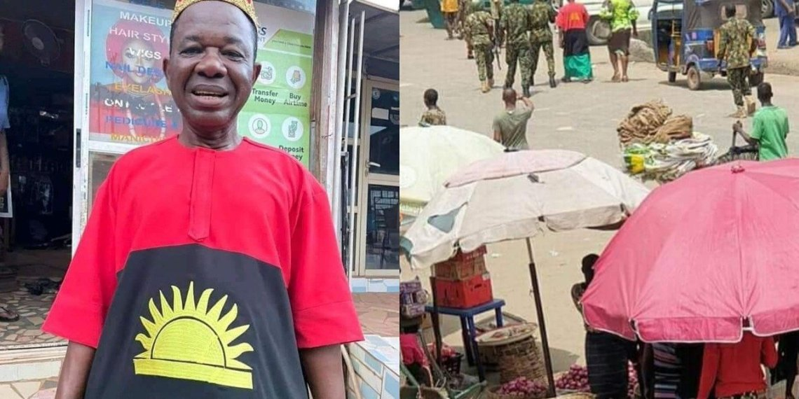 Actors Guild of Nigeria Reacts To Chiwetalu Agu's Arrest By Nigerian Army