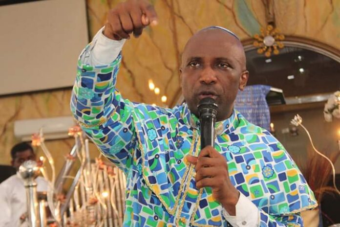 2023: Primate Ayodele Warnings To Governors Ben Ayade, Dave Umahi